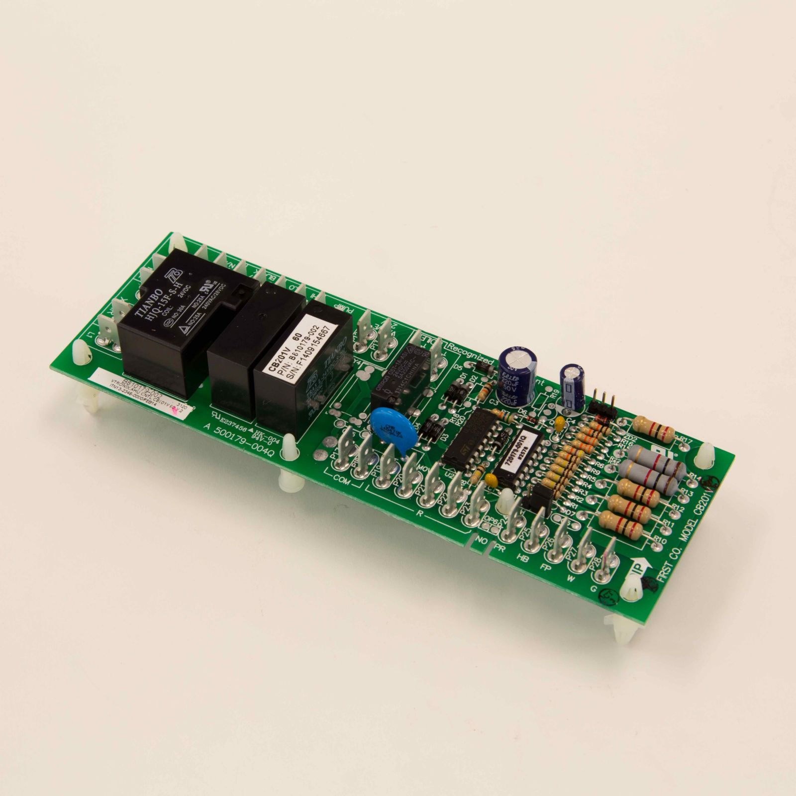 Shared Board Cause To Pause: CB201 First Co CB201